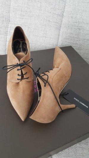 Dolce & Gabbana Stiefel Heels Stiefeletten gr. 39