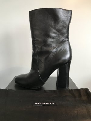 Dolce & Gabbana Bottines noir