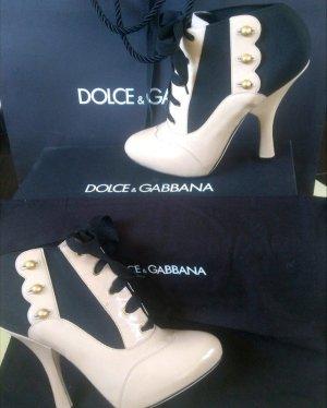 Dolce & Gabbana Stiefeletten mit OVP