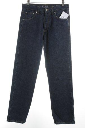 Dolce & Gabbana Straight-Leg Jeans blau schlichter Stil