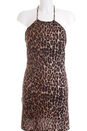 Dolce & Gabbana Strandjurk luipaardprint Beach-look
