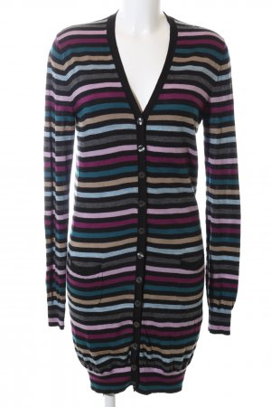 Dolce & Gabbana Knitted Cardigan striped pattern casual look