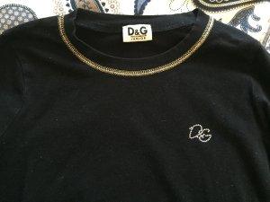 Dolce&Gabbana Sweatshirt in schwarz