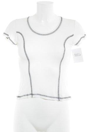 Dolce & Gabbana T-Shirt hellbeige Casual-Look
