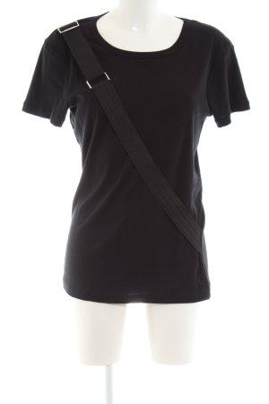Dolce & Gabbana T-Shirt schwarz Casual-Look