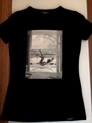 DOLCE & GABBANA T-shirt schwarz Gr.S D 36