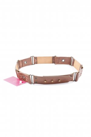 Dolce & Gabbana Waist Belt brown Boho look