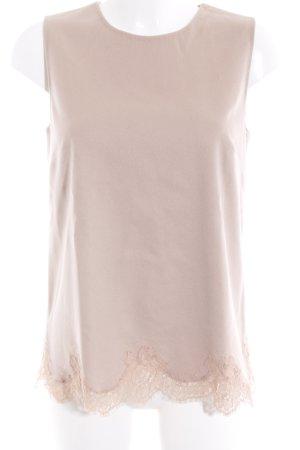 Dolce & Gabbana Tanktop beige Casual-Look
