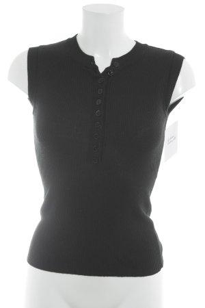Dolce & Gabbana Tanktop schwarz Casual-Look