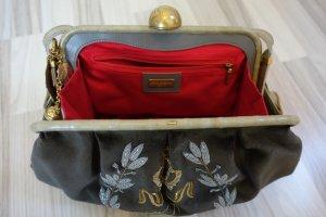 Dolce & Gabbana Handbag grey brown-camel