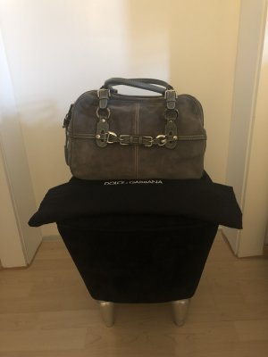 Dolce & Gabbana Handbag grey leather