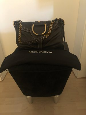 Dolce & Gabbana Handbag dark brown leather