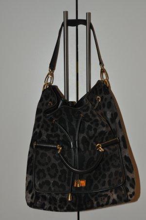 Dolce & Gabbana Tasche mit animalprint