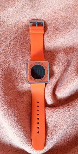 Dolce & Gabbana Digital Watch orange