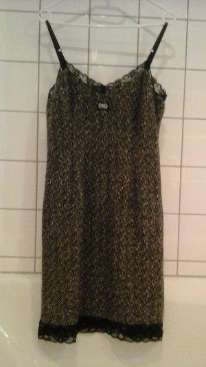 Dolce & Gabbana Tweedstoff Kleid