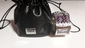 Dolce & Gabbana Montre noir-gris violet
