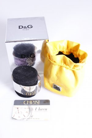 Dolce & Gabbana Uhr/ Armspange animalmuster