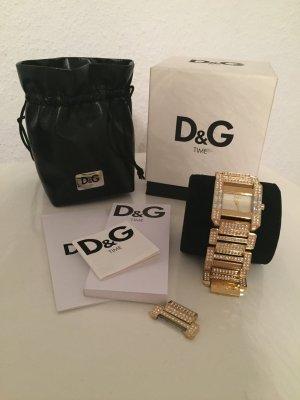 Dolce & Gabbana Uhr Damenuhr original