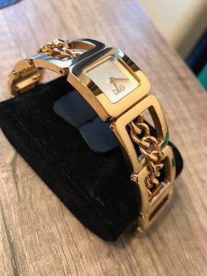 Dolce & Gabbana Uhr in gold