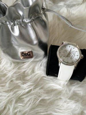 Dolce&Gabbana Uhr mit Glitzersteinchen