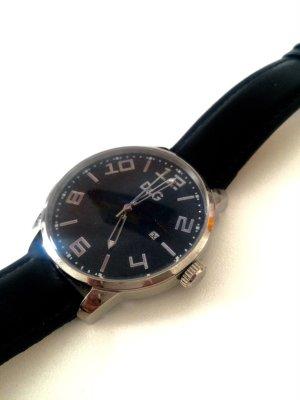 Dolce & Gabbana Uhr mit Lederarmband