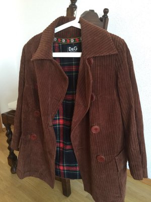 Dolce & Gabbana Vintage - Cord Jacke