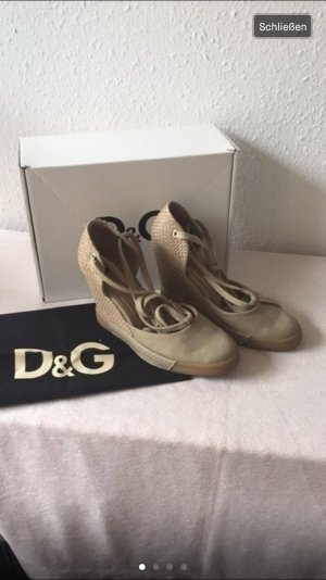 Dolce &  Gabbana Wedges Gr.36