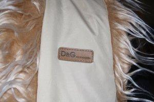 Dolce & Gabbana Weste Gr. M hellbeige