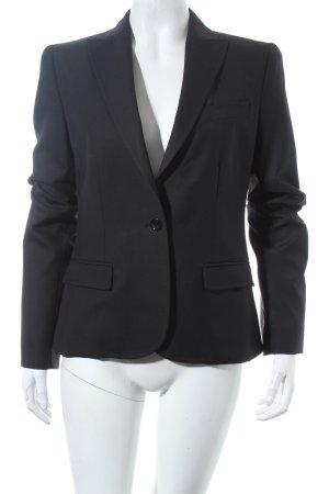 Dolce & Gabbana Woll-Blazer schwarz Eleganz-Look