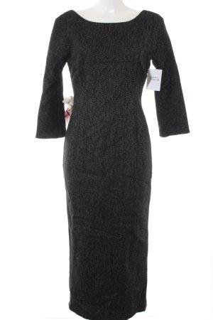 Dolce & Gabbana Vestito di lana puntinato elegante