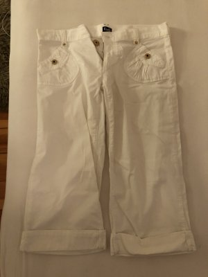Dolce & Gabbana 3/4 Length Trousers white