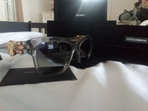 Dolce & Gabbana Glasses light grey