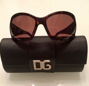Dolce & Gabbana Sunglasses dark brown-brown