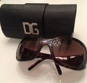 Dolce & Gabbana Zonnebril donkerbruin-bruin