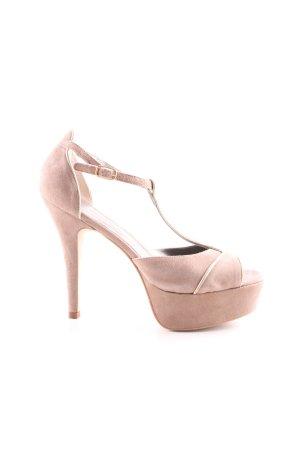 Dolfine Satié Paris High Heel Sandal pink elegant