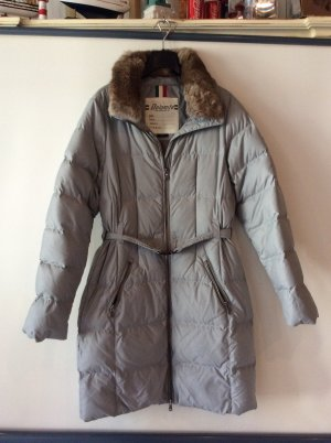 Dolomite Down Coat light grey-grey brown