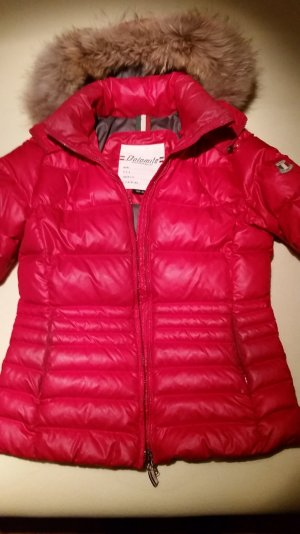 Dolomite Downjacket in Rot
