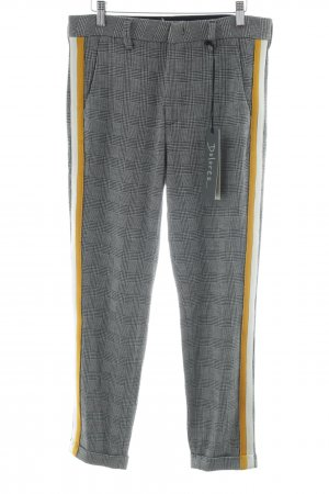 dolores Stretch Trousers check pattern casual look