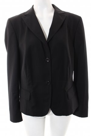 Dolzer Blazer schwarz Business-Look