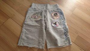 Don Ed Hardy Sweatpants Shorts Bermuda Sweathose S