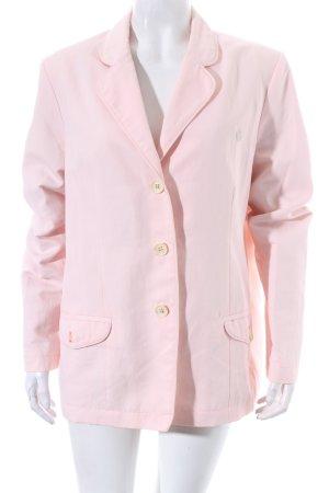 Donaldson Blazer rosé schlichter Stil