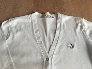Donaldson Chaqueta de tela de sudadera azul pálido