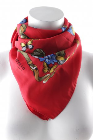 Donatello Italia Neckerchief flower pattern elegant