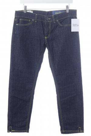 Dondup 3/4 Jeans blau-hellgrün Casual-Look