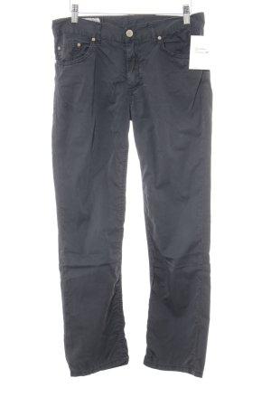 Dondup Pantalone cargo grigio ardesia stile casual
