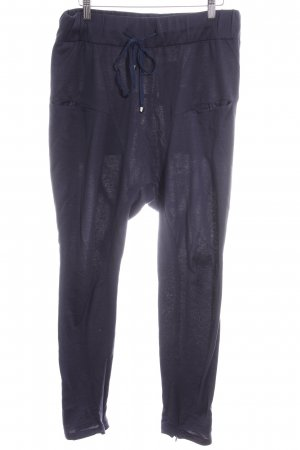Dondup Chinohose dunkelblau Casual-Look