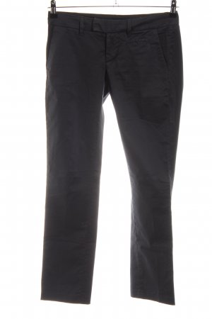 Dondup Chinos black business style