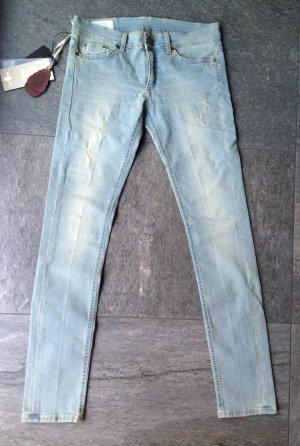 DONDUP destroyed Blue Jeans Gr. M