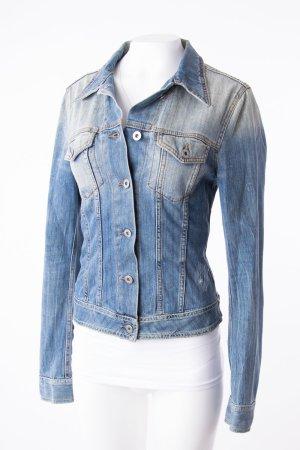 DONDUP - Jeansjacke mit Knopfverschluss