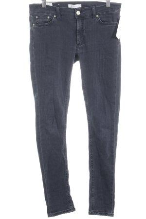 "Dondup Skinny Jeans ""Tara"" schwarz"